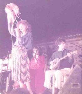 Η Γλυκερία στην ιστορική συναυλία του 1984 στο Πολύκεντρο