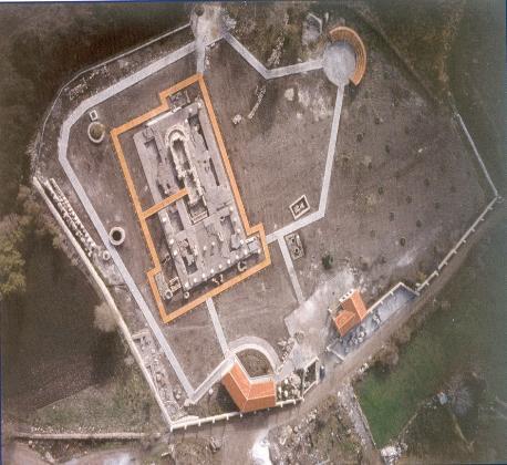 Ο αρχαιολογικός χώρος του Μέσσου